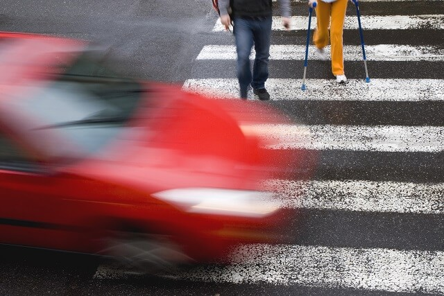 Pedestrian versus Automobile Injuries